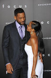Will Smith & Jada Pinkett Smith Royalty Free Stock Photos