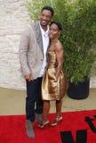 Will Smith and Jada Pinkett Smith Stock Image