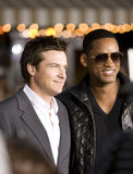 Will Smith and Jason Bateman Stock Photography