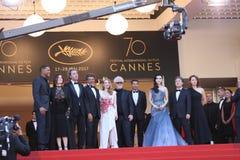 Will Smith, Jessica Chastain, Pedro Almodovar, Maren Ade Immagini Stock