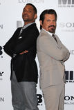 Will Smith and Josh Brolin Royalty Free Stock Image