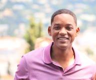 Will Smith nimmt an dem Bürgermeister ` s Aioli teil Lizenzfreie Stockfotografie