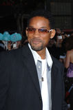 Will Smith,The Specials. Actor WILL SMITH at the special fan screening of War of the Worlds at the Grauman's Chinese Theatre, Hollywood. June 27, 2005 Los Royalty Free Stock Photo