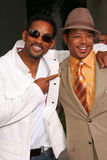 Will Smith, Terrence Dashon Howard Stock Photography