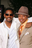 Will Smith,Terrence Dashon Howard Stock Image