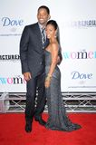 Jada Pinkett Smith, Will Smith lizenzfreie stockbilder