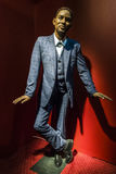 Will Smith wax figure Royalty Free Stock Photography