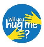 Will You Hug Me Stock Photos