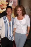 Will Yun Lee, Dina Meyer Stock Images