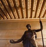 Willa Kerylos, Francja, wnętrza i szczegóły, Beaulieu sura mer, Zdjęcia Royalty Free