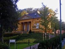 Willa Oechsler, Haus Berthold Heringsdorf Ostseebad/ Fotografia Royalty Free