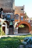 Willa Torlonia w Rzym Zdjęcie Stock