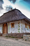 Willage. Old house in the willage, foto was taken in Zaporozie Stock Image