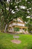 Willamalane Tomseth House Royalty Free Stock Photo