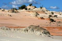 Willandra Lakes National Park, Australia royalty free stock photography