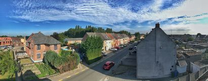 Willebroek, Бельгия Стоковое фото RF