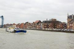 Willebroek, Бельгия Стоковая Фотография