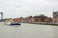 Willebroek, Belgia Fotografia Stock