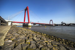 Willem bro Arkivbilder