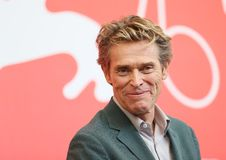 Willem Dafoe attends `At Eternity`s Gate` Stock Photography