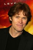 Willem DaFoe at the Los Angeles Premiere of  Stock Photography