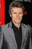 Willem Dafoe. NEW YORK, NY - AUGUST 17: Actor Willem Dafoe attends the `Death Note` New York premiere at AMC Loews Lincoln Square 13 theater on August 17, 2017 Stock Photo