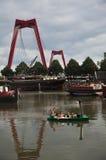 Willems桥梁 免版税图库摄影