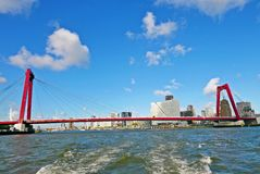 Willemsbrug Royalty Free Stock Photo