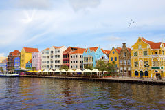 Willemstad Fotografia de Stock Royalty Free