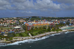 Willemstad, Curaçao Image libre de droits