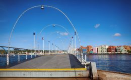 willemstad Curaçao, Antillas holandesas foto de archivo libre de regalías