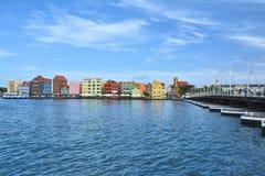 Willemstad, Curaçao el Caribe fotografía de archivo