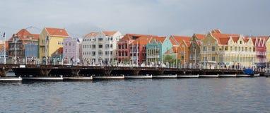 Willemstad, Curaçao, islas de ABC Fotografía de archivo
