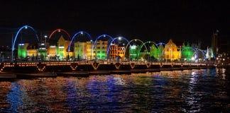 Willemstad, Curaçau, ilhas de ABC Imagens de Stock Royalty Free