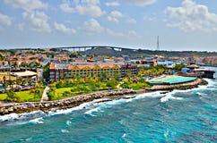 Willemstad, Curaçao Stockfotografie