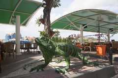 Willemstad, Curacao zdjęcie royalty free