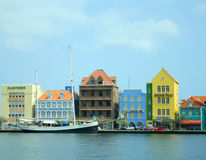 Willemstad Curacao Stock Photos