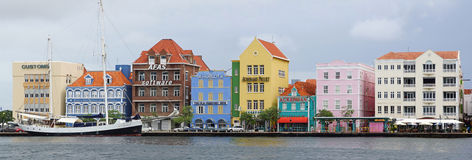 Willemstad, Curacao, ABC Islands stock photography
