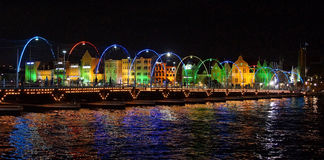 Willemstad, Curacao, ABC Islands royalty free stock images