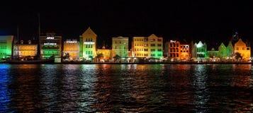 Willemstad, Curacao, ABC wyspy zdjęcia royalty free