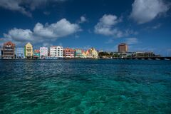 Willemstad, Curacao, Antilles waterfront