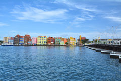 Willemstad, Curacao Caribbean Stock Photography