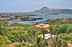 Willemstad Curacao Royalty Free Stock Photos
