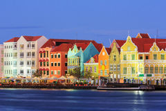 Willemstad, Curacao Royalty Free Stock Photos