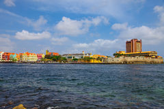 Willemstad, Curasao image stock