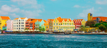 Willemstad, Curasao Royalty Free Stock Photos