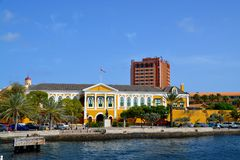 Willemstad Royalty Free Stock Photography