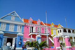 Willemstad Royalty Free Stock Images