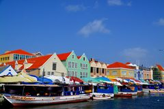 Willemstad Royalty Free Stock Photo