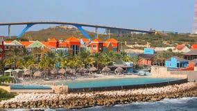 Willemstad w Curacao zbiory